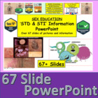 STI + STD Information PowerPoint