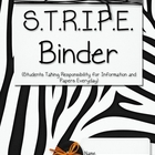 STRIPE Binder Starter Kit