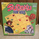 SUDOKU FOR KIDS Game - Colorful, Animal-Themed Edition!