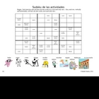 SUDOKU! Review Spanish Verbs (not just for Realidades 1A!)