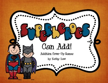 SUPERHEROES Can Add!