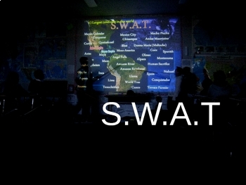 SWAT review game for Roman Empire