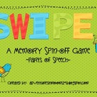 SWIPE - Parts of Speech