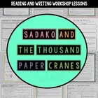 Sadako and the Thousand Paper Cranes Historical Fiction Unit