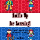 Saddle Up for Learning - Western Cowboy Style