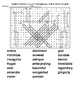 Sadlier-Oxford Level C Vocabulary Unit 2 Crossword & Word Search