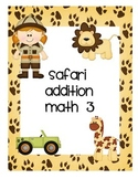 Safari Addition Game