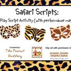 Safari Scripts: A Cooperative Play Script Activity (with P