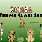 Safari Theme Class Set