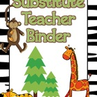 Safari Theme Substitute Binder