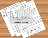 Safety Rules and Safety Test for Shop Classes / Tool and M