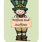 Saint Patty&#039;s Day Prefix/Suffix