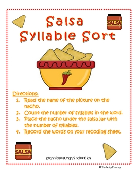 Salsa Syllable Sort
