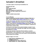 Salvador's Breakfast