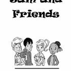 Sam and Friends Phonics Books (Collection B)