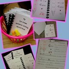 Sample Ice Cream Writing Rubrics for K-2 Authors (tied to