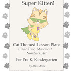 Sample Lesson Plan: Cats & Kittens - Pre-K, Kindergarten,