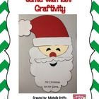 Santa Beard Craftivity: Christmas Wish List