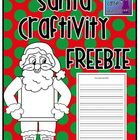 Santa Craftivity FREEBIE