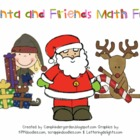 Santa and Friends Math Fun