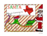 Santa is Coming to Texas: A Language Unit