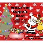Santa's Bag - A Word Family Game