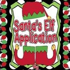 Santa's Elf Application Packet