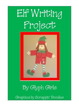 Santa's Elf Writing Project