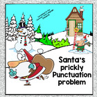 Santa's Prickly Punctuation Problem!