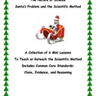 Santa's Problem and the Scientific Method