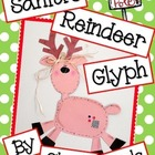 Santa&#039;s Reindeer Glyph