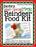 Santa's Super Special Magic Reindeer Food Kit