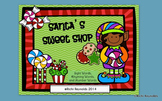 Santa's Sweet Shop: Sight Words, Rhyming Words and Numbers