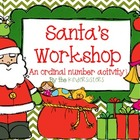 Santa's Workshop {Ordinal Numbers}