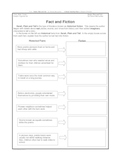 Sarah, Plain and Tall     Free Graphic Organizer