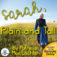 Sarah, Plain and Tall Novel Unit ~ Common Core Standards Aligned