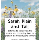 Sarah Plain and Tall- The Musical Activity