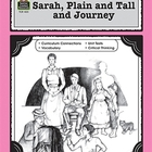Sarah Plain and Tall and Journey by Patricia MacLachlan Li
