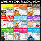 Save My INK:NO PREP The Bundle