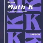 Saxon Math Homeschool Kindergarten