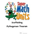Scaffolding Pythagorean Theorem