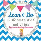 Scan and Go! iPad activity for kids!