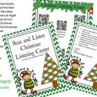 Scan and Listen Christmas Listening Center