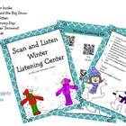 Scan and Listen Winter Listening Center