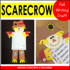 Scarecrow Craftivity and Writing Activities