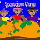 Scarecrow Match File Folder Game