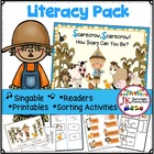 Scarecrow Shared Reading book-Scarecrow, Scarecrow, How Sc