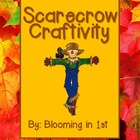 Scarecrow Writing Craftivity