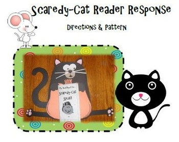 Scaredy-Cat Splat Literature-Based Activities