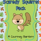 Scaredy Squirrel Pack